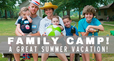 2015 Twin Lakes Family Camp