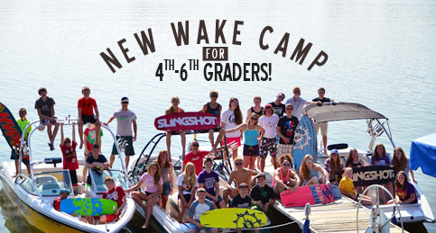 2015 twin lakes wakeboard camp for middle schoolers